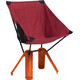 Therm-a-Rest Quadra Chair red ochre